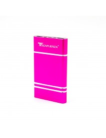 Metal Power Bank 6000Mah Pink