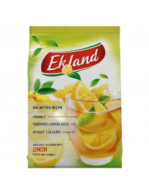 Ekland Instant Tea Lemon 300Gr