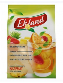 Ekland Instant Tea Multifruit 300Gr