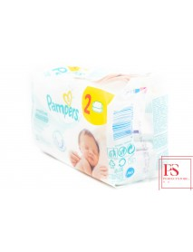 Pampers Sensitive Nedves T. 2X56Db