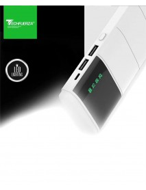 Power Bank 6000Mah Fehér