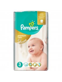 Pampers Premium Care 3-As 5-9Kg
